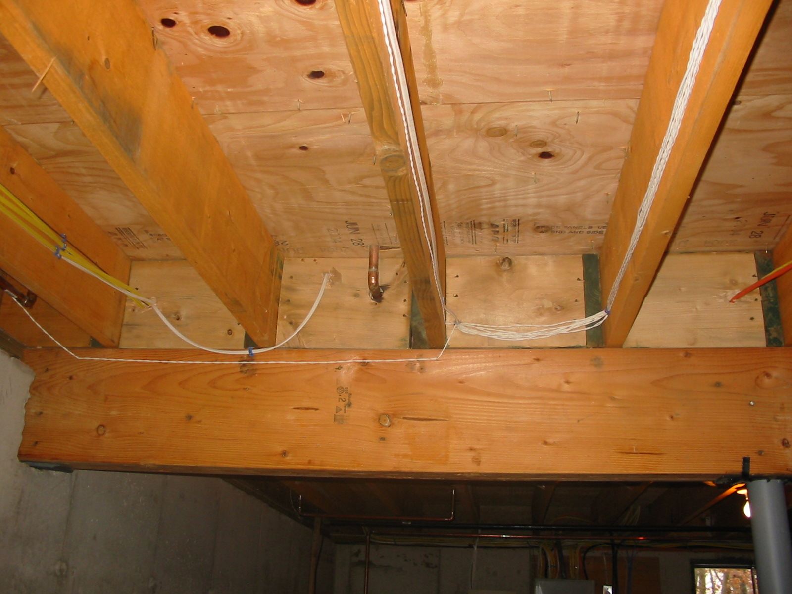 insulation basement ceiling joists furniture market